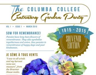 Columba Centenary