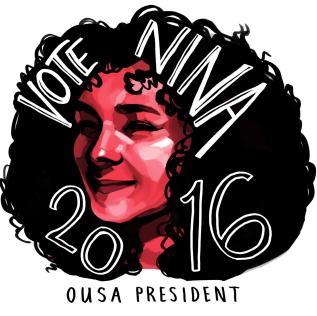 Vote Nina 2016