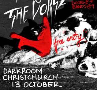 Darkroom Gig Poster