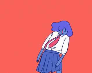 Stretchy Girl