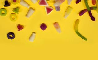 Rainbow Confectionery